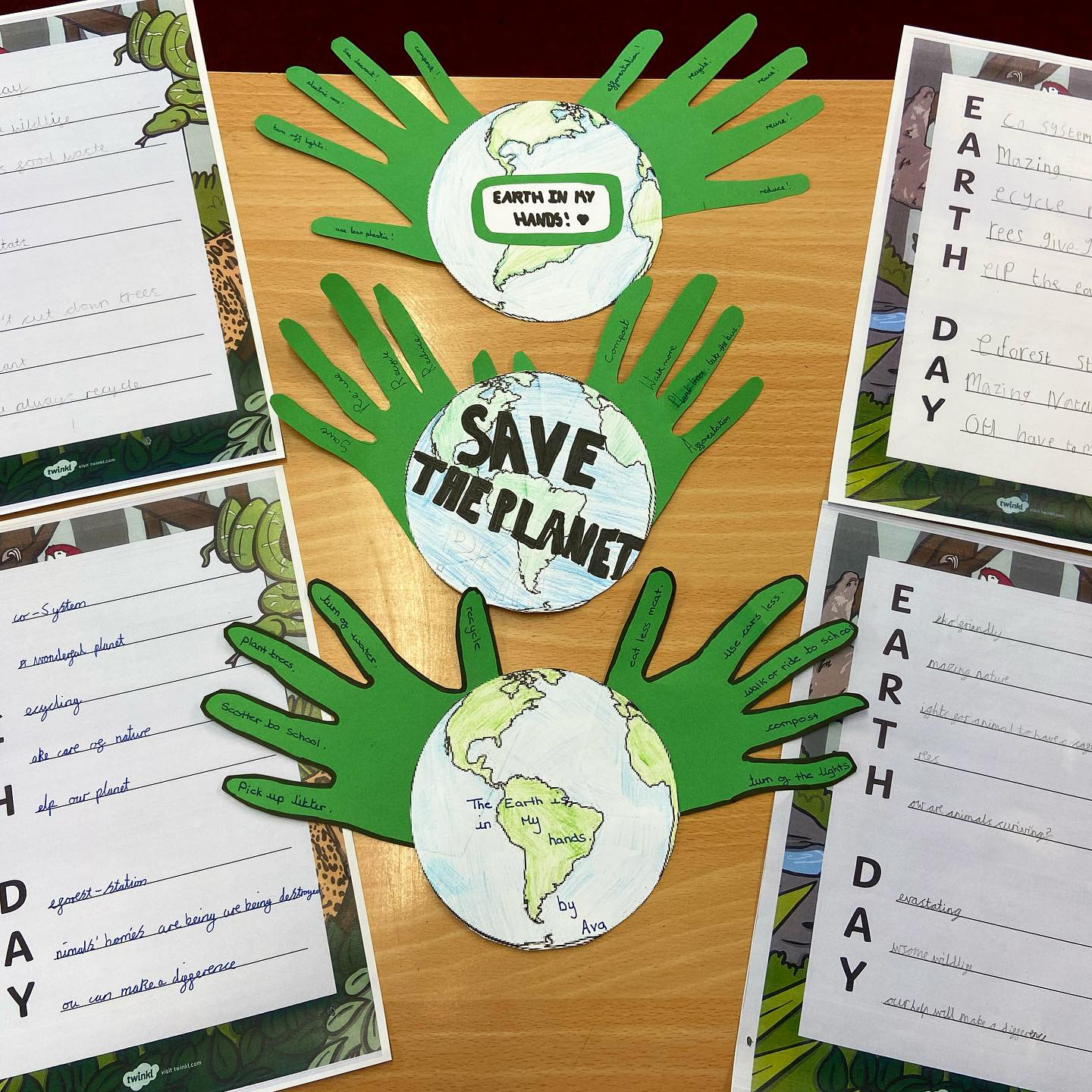 Purbrook celebrated Earth Day 2021 on April 22nd. Classes focused on ways in which to reduce their carbon footprint were discussed including the importance of the Paris Climate Summit Agreement. Children expressed their thoughts and ideas through acrostic poems and stimulating art work.