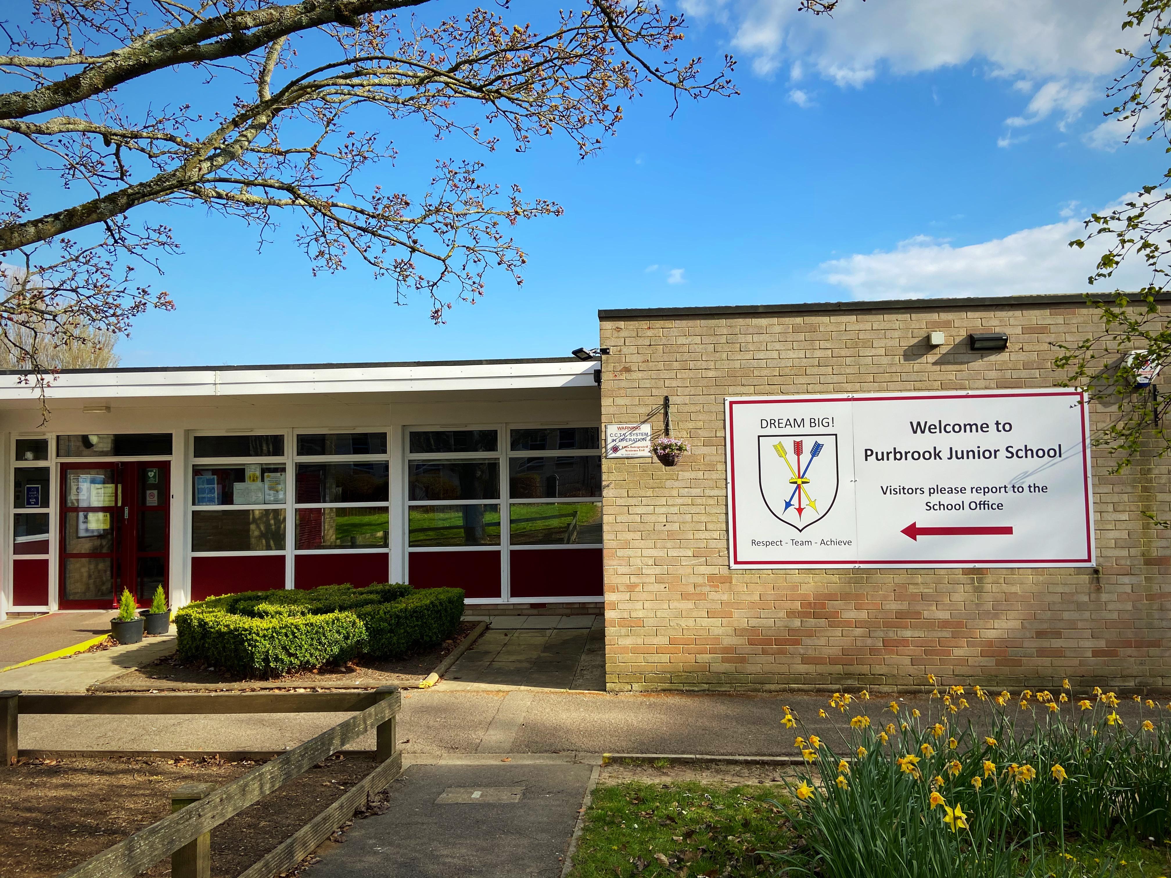 School Entrance and Reception